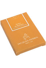 Jacques Herbin Essentials Pen Carrying Cases in Ambre de Baltque