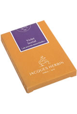 Jacques Herbin Essentials Pen Care Supplies in Violet Boreal