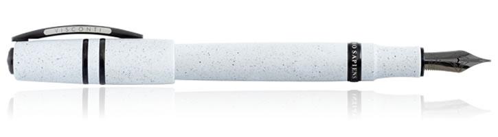 Visconti Homo Sapiens Lava Color Oversize Fountain Pens