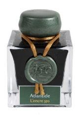 Jacques Herbin 350th Anniversary Vert Atlantide (50 ml.) Fountain Pen Ink