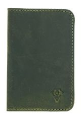 Olive Always Dee Charles Designs Leather Notebook Cover for Memo & Notebooks