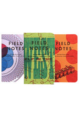 Field Notes United States of Letterpress Fall 2020 Edit. Memo & Notebooks