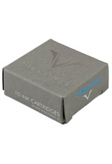 Visconti Cartridges (10Pk) Pen Care Supplies in Turquoise