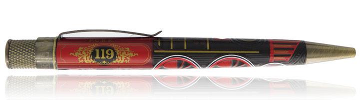 Retro 51 #119 Train Rollerball Pens