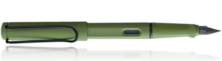Lamy Special Edition Safari Fountain Pens