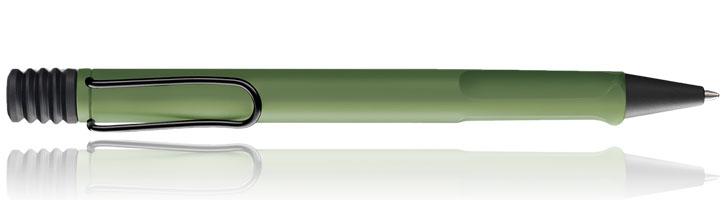 Lamy Special Edition Safari Ballpoint Pens