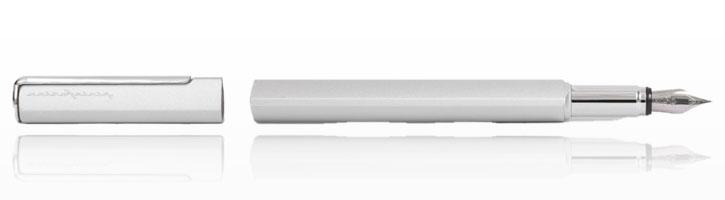 Silver Pininfarina PF ONE Fountain Pens