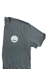 Pen Chalet Classic Tshirt Swag in Gray / Large