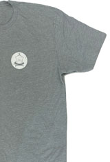 Pen Chalet Classic Tshirt Swag in Gray / XLarge