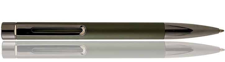 Monteverde Ritma Special Edition Olive Ballpoint Pens in Olive
