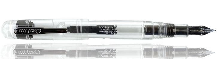 Conklin All American Demo Exclusive Gunmetal Fountain Pens