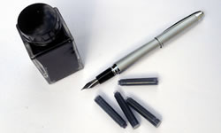 Are You a Fountain Pen Addict?